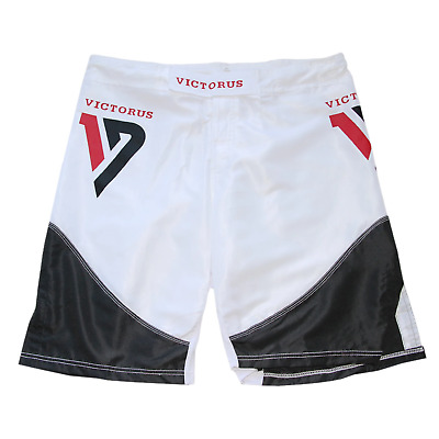 AU34.99 • Buy MMA Shorts Pro Fight UFC Cage Grappling Muay Thai Boxing Gear Training Sparring