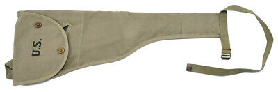 $39.99 • Buy US WWII M1 Carbine Canvas Paratrooper Jump Case Marked JT&L 1944