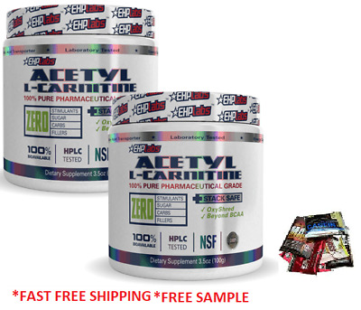 AU46.99 • Buy Ehplabs Acetyl L-carnitine 100serves Oxyshred Ehplabs Oxyshred Twin Pack
