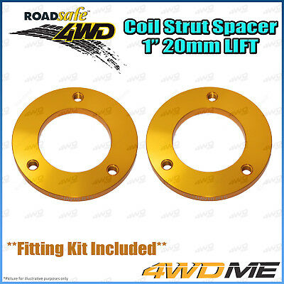 AU110 • Buy Pair Mitsubishi Pajero NM NP NS NT 4WD Front Coil Strut Spacer 1  20mm Lift Kit