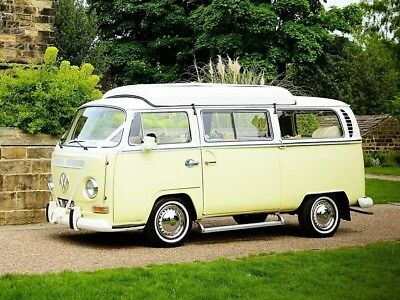 £295 • Buy VW Campervan Wedding Car Hire