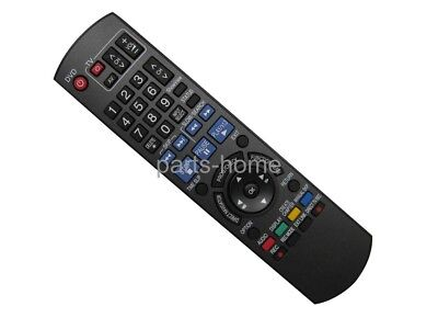 AU17.63 • Buy Used Remote Control For Panasonic N2QAYB000479 N2QAYB000478 DVD Recorder