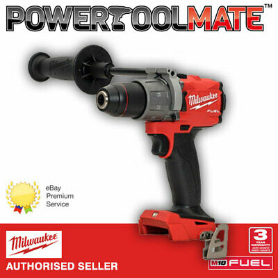 £113.99 • Buy Milwaukee M18FPD2-0 1/2  GEN-3 Fuel Percussion Drill - Bare Unit New M18FPD-0