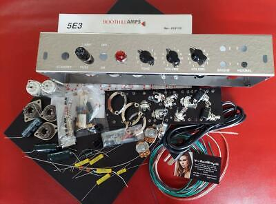 $ CDN306.99 • Buy Deluxe_ TWEED_DELUXE 5E3_Guitar_Amp_Tube_5E3 Chassis_Kit_DIY  Samwha, Mallory