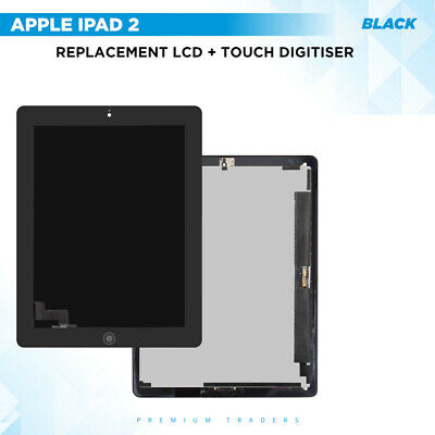 Replacement LCD Screen For Apple IPad 2 2nd Gen Display Panel A1395 A1396 A1397 • 38.98£