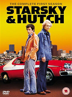 £14.99 • Buy STARSKY AND HUTCH COMPLETE SERIES 1 DVD 1st First Season One Original UK Release