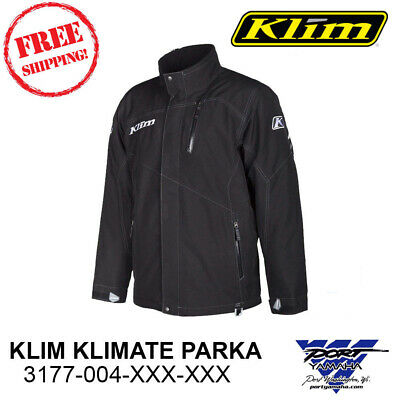 $ CDN391.01 • Buy Klim Klimate Parka 300 Gram Insulated Gore-tex Snowmobile Jacket Coat