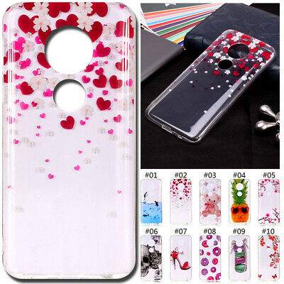 AU2.59 • Buy For Motorola Moto E4 E5 G5 G6 Plus Silicone Soft Skin Back TPU Rubber Case Cover