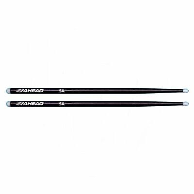AU72 • Buy Ahead 5A Aluminum Advanced Alloy Core Nylon Tip Drumsticks Pair Drum Sticks