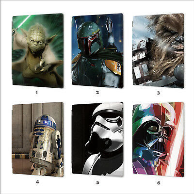 AU19.99 • Buy Star Wars Leather Smart Case Cover IPad 2 3 4 5 6 7 Air Mini 1 Pro 9.7 10.5 035