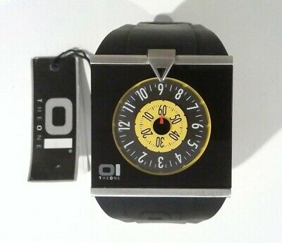 $155 • Buy 01 The One Spinning Wheel Wrist Watch AN04G02