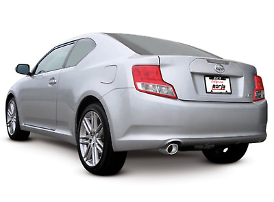 $379.99 • Buy Borla 2011-2016 Scion Tc 2.5l Stainless Steel Axle-back Exhaust System S-type