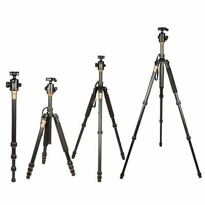 $ CDN204.35 • Buy New Q1088C Professional Carbon Fiber Tripod Monopod With Ball Head For DSLR