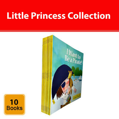 Little Princess Collection Tony Ross 10 Books Set Children's Fiction Pack NEW • 14.50£
