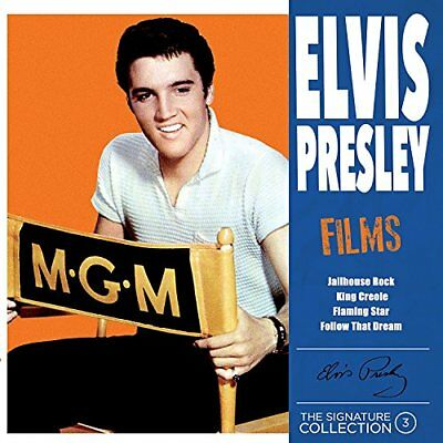 Elvis Presley - [The Signature Collection Vol. 3] Films [CD] • 11.34£