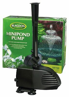 £37.95 • Buy Blagdon Mini Pond Koi Fish Pump For Fountains & Water Features 900 4500 6500