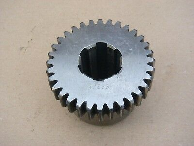 £35 • Buy COLCHESTER MASCOT 1600, HEADSTOCK DRIVING SHAFT 32T GEAR No 40187-0