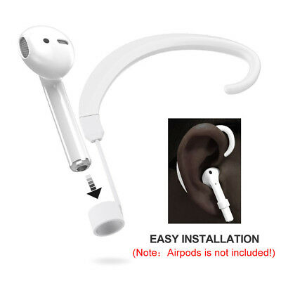$ CDN4.28 • Buy 1 Pair Strap Wireless Ear Hanging Hook Accessories Holders For Airpods