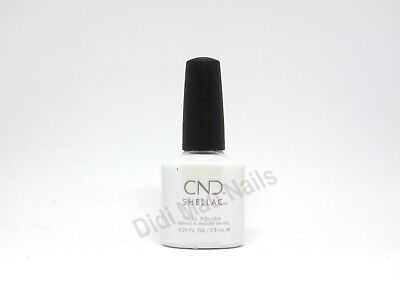 AU17.41 • Buy CND Shellac UV Gel Polish .25 Oz - Negligee