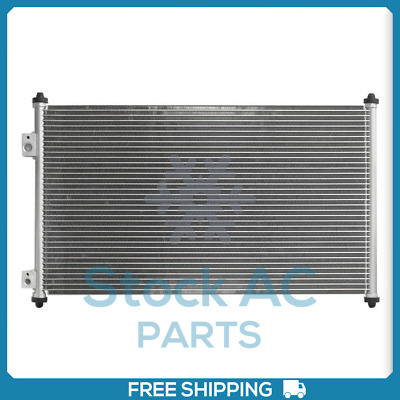 $70.09 • Buy New A/C Condenser Fits Honda Civic / Acura EL - 2001 To 2005 - OE# 80110S5AT01