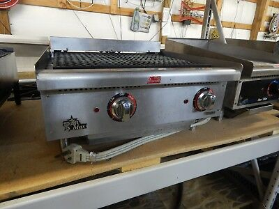 $1100 • Buy Star Max 24  Electric Char Broiler