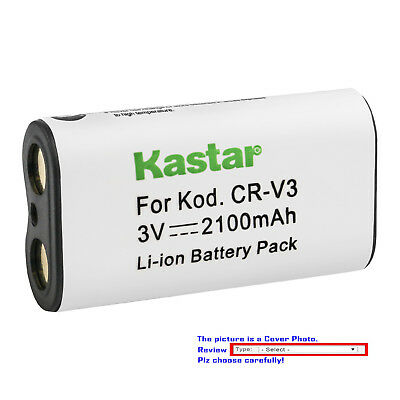$20.99 • Buy Kastar Replacement Battery For Olympus LB-01 & D-575 D-580 D-595Z E10 E-100 RS