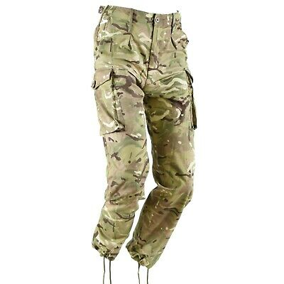 $34.89 • Buy Genuine British Army Combat Trousers MTP Tropen Military Pants Lightweight