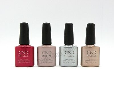 AU63.19 • Buy CND Shellac UV Gel Polish .25 Oz -NIGHT MOVES COLLECTION WINTER 2018 NEW!!