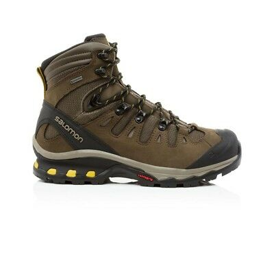 AU369 • Buy Salomon Quest 4D 3 GTX Men's Hiking Boot - Wren/Bungee Cord/Green Sulphur