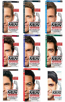 £23.39 • Buy 3x Just For Men Autostop Ultra Hair Colour Dye   All Shades   Made Foolproof