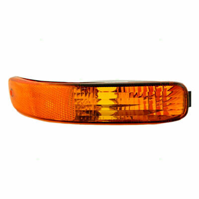 $8.80 • Buy For Jeep Liberty 2002 2003 2004 Front Bumper Signal Lamp Right Passenger