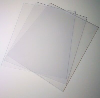 AU2.24 • Buy Perspex, 8 X 10 Inch 1.2mm, Acrylic, 254 X 203 Photo Frame, Glass Replacement