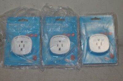 AU19.54 • Buy 3 X Universal Australia Inbound Travel Adapter
