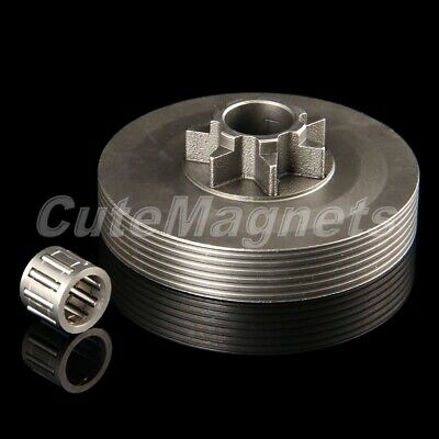£4.54 • Buy Clutch Drum Rim Sprocket Needle Bearing Kit For Chainsaw Parts 4500 5200 5800