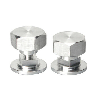 Light Weight Aluminum Pipeliner Helmet Fasteners (Hex Head) • 9.99$