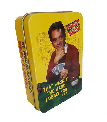 Only Fools And Horses Playing Cards In Tin That Wasn't The Hand I Dealt You • 7.99£