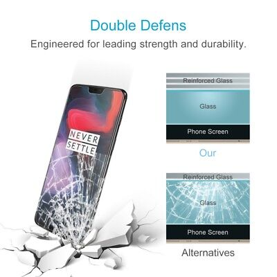 AU7.90 • Buy Genuine  Glass Screen Protector For OnePlus 6 OnePlus  5  OnePlus 5t