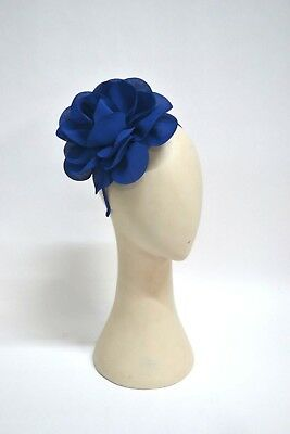 AU42 • Buy Stunning New Floral Fascinator Perfect For Melboune Cup / Weddings Or High Tea