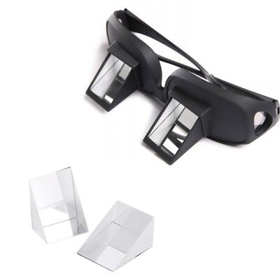 $9.49 • Buy 2PCs 60° K9 Optical Glass Right Angle Triangular Internal Reflecting Prism Lens