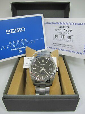 View Details Japanese Seiko Automatic Stainless Steel Men's Watch 1yr Warranty SARB033*au • 355.00£