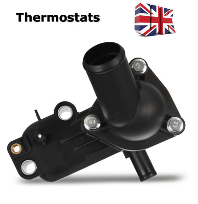 Thermostat Housing For Ford Focus Transit Tourneo Connect Mondeo 1.8 TDCi Turbo • 14.55£