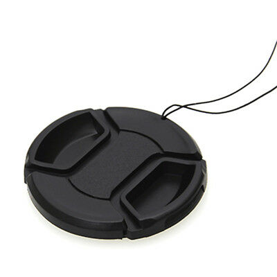 AU2.96 • Buy 82mm Front Lens Cap Hood Cover Snap-on Fr Sony Nikon Canon Tokina Sigma Fuji Top