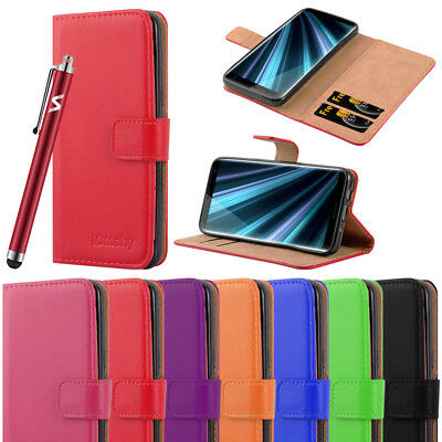 AU7.90 • Buy For Sony Xperia XZ3 Phone Case Luxury Flip Leather Stand Experia Wallet Cover