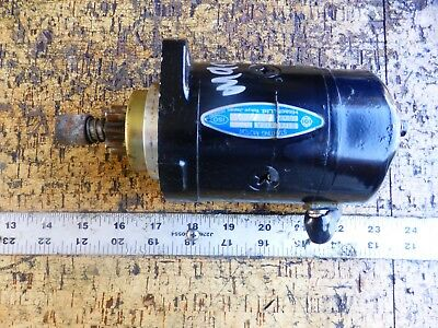 $49.99 • Buy *90 Day Warranty* 0650 Nissan Tohatsu Starter Motor 353-76010-3
