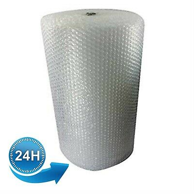 £23.95 • Buy Large Bubble Rolls Width 1000mm /1 Metre X 50 Meter Quality Packaging Supplies