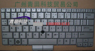 AU54.07 • Buy Original Keyboard For HP EliteBook 2730 2730P 710 2710P US Layout 1357#