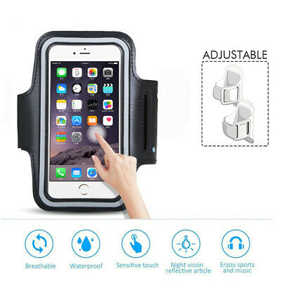 Apple Gym Run Jogging Sport Armband Phone Holder For IPhone 12 11 XS MAX PRO XR+ • 5.99£