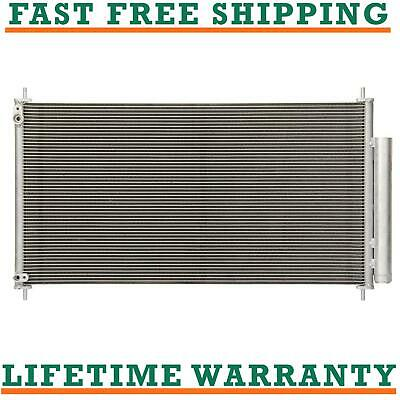 $53.55 • Buy A/C AC Condenser For Honda Fits Civic 3976