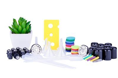 AU24.99 • Buy Essential Oil Accessories Pack Roller Balls/Key/Car Vent Diffuser/Funnel/Pipette