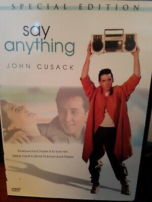 AU2.49 • Buy Say Anything (DVD, Special Edition)